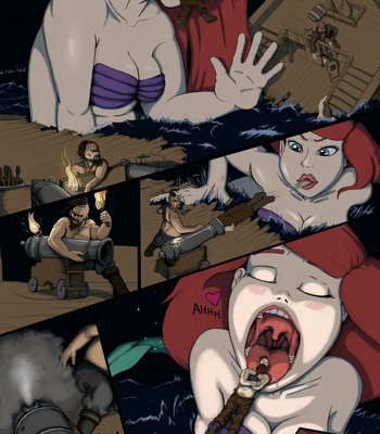Swallowed By The Sea comic porn sex 002