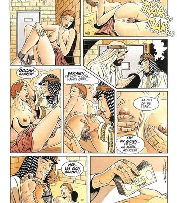 Middle Eastern Nights comic porn sex 006