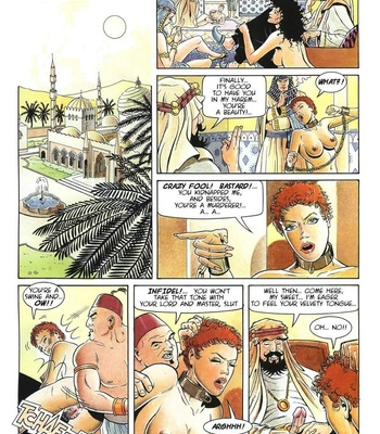 Middle Eastern Nights comic porn sex 007
