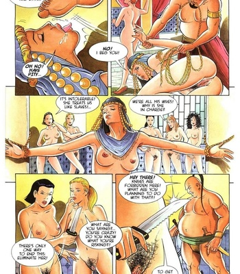 Middle Eastern Nights comic porn sex 031