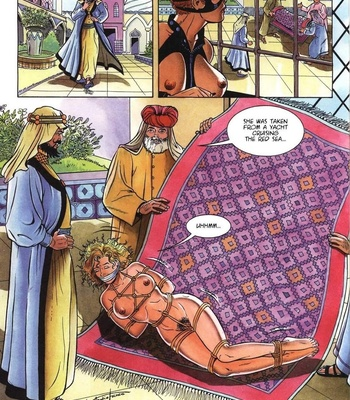 Middle Eastern Nights comic porn sex 042