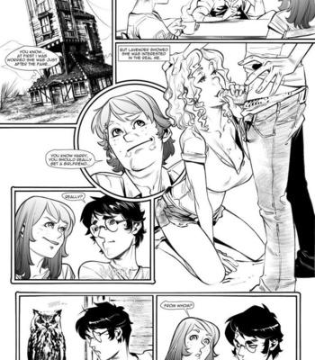 The Harry Potter Experiment 5 – The Bones Alliance comic porn sex 002