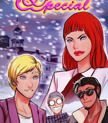 Porn Comics - Spa Special