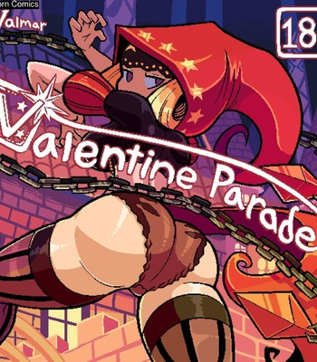 Porn Comics - Valentine Parade