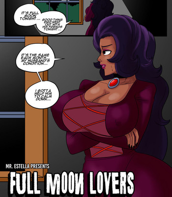 Porn Comics - Full Moon Lovers