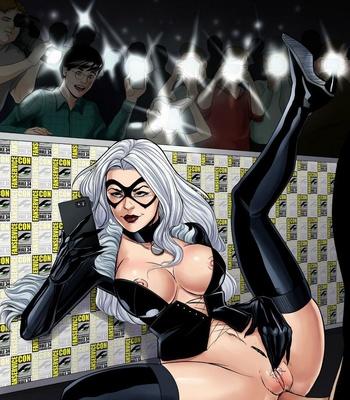 Fanservice Convention 2 comic porn sex 011