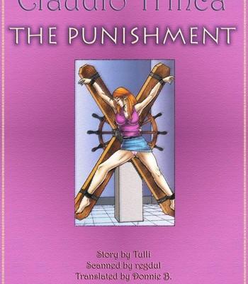 Porn Comics - The Punishment Sex Comic