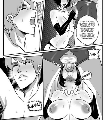 My Stepmother Is A Demon comic porn sex 009