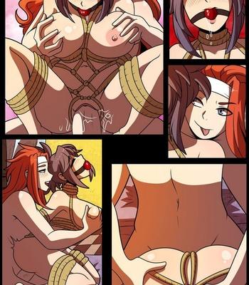 Unpurify Me comic porn sex 016