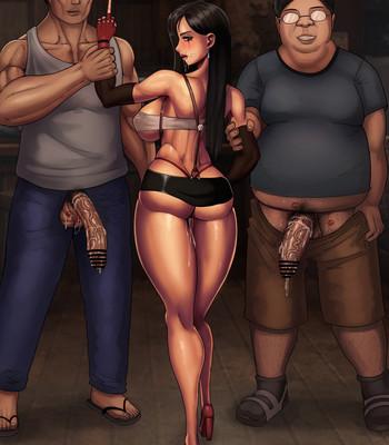 The Whore Of 7th Heaven comic porn sex 002