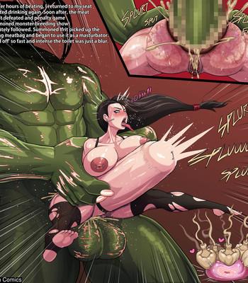 The Whore Of 7th Heaven comic porn sex 009