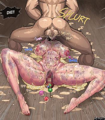 The Whore Of 7th Heaven comic porn sex 025