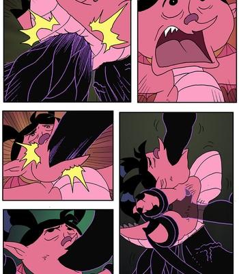 American Dragon Whore – Haley Long 2 comic porn sex 008