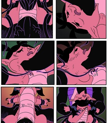 American Dragon Whore – Haley Long 2 comic porn sex 009