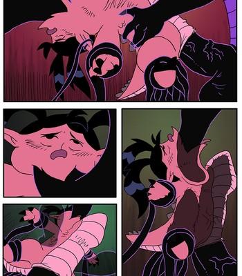 American Dragon Whore – Haley Long 2 comic porn sex 010