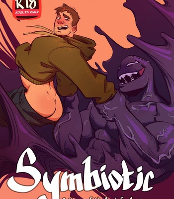 Porn Comics - Symbiotic – A Venom x Eddie Brock Fan Comic