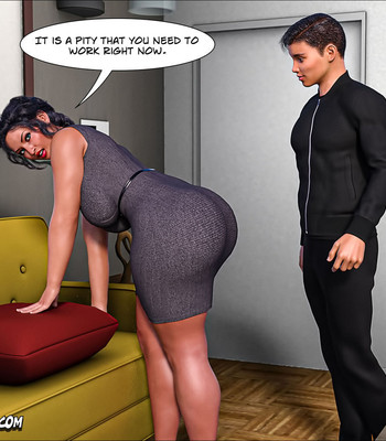 Mother – Desire Forbidden 9 comic porn sex 050