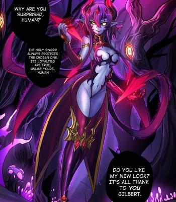 Demon Lord 1 comic porn sex 009