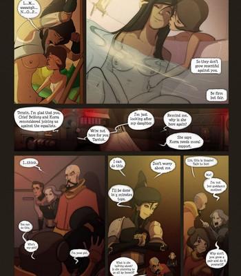 Under My Thumb Sex Comic sex 049
