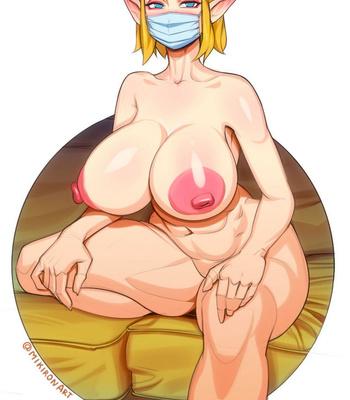 Porn Comics - New Year New Mask