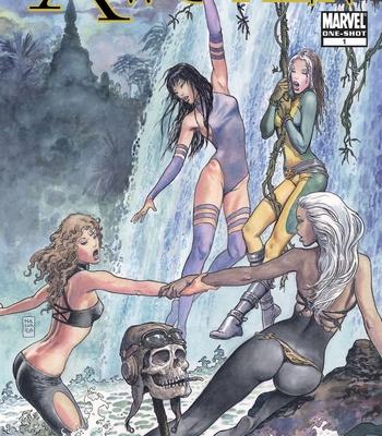 X-Women comic porn thumbnail 001