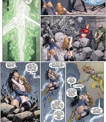 X-Women comic porn sex 006