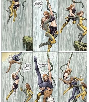 X-Women comic porn sex 011