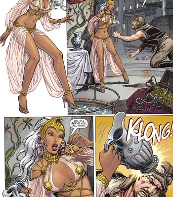 X-Women comic porn sex 029