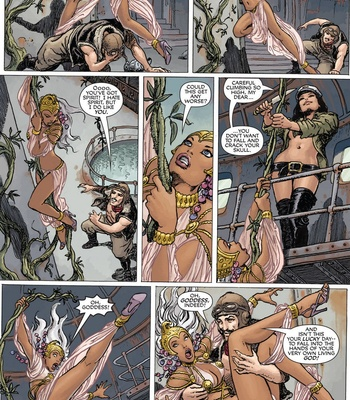X-Women comic porn sex 030