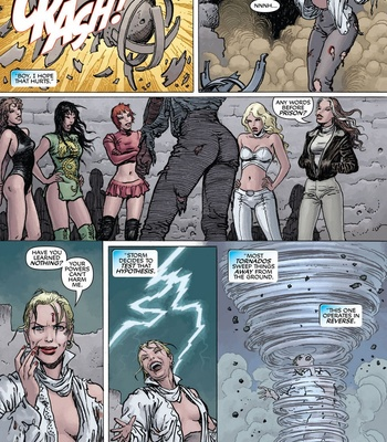 X-Women comic porn sex 043