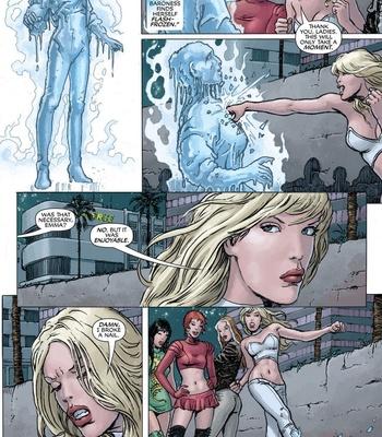 X-Women comic porn sex 044