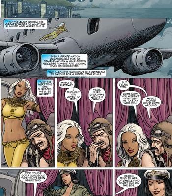 X-Women comic porn sex 045
