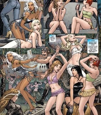 X-Women comic porn sex 047