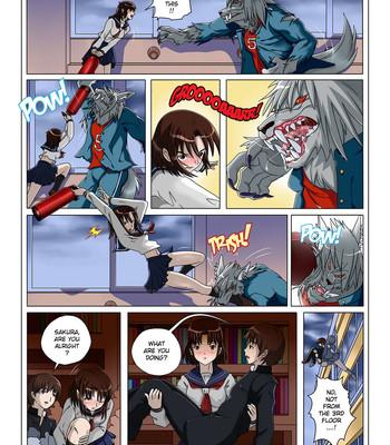 Princess Werewolf 2 comic porn sex 003