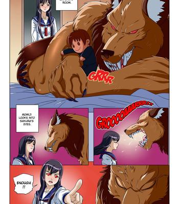 Princess Werewolf 2 comic porn sex 014