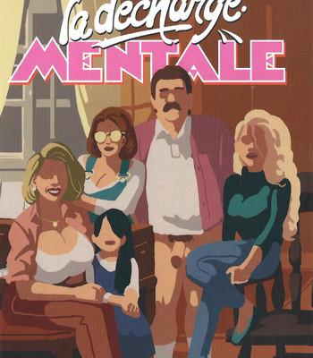 Porn Comics - The Mental Discharge