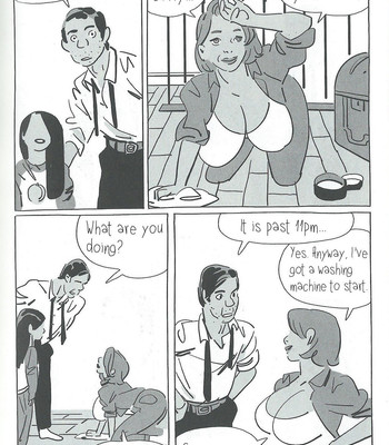The Mental Discharge comic porn sex 040