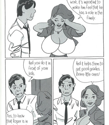 The Mental Discharge comic porn sex 094