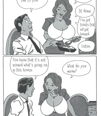 The Mental Discharge comic porn sex 098