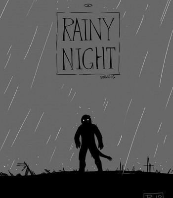 Porn Comics - Rainy Night