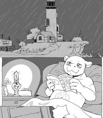 Rainy Night comic porn sex 002