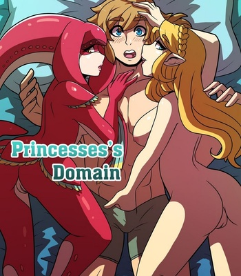 Porn Comics - Princesses's Domain