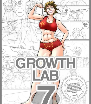 Porn Comics - Growth Lab 7 (Remastered)