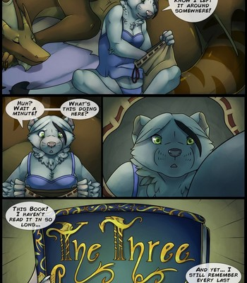 Porn Comics - The Three Commandments