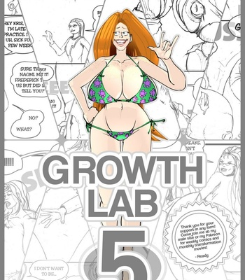 Porn Comics - Growth Lab 5 (Remastered)