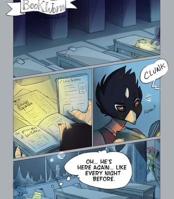 Porn Comics - Bookworm