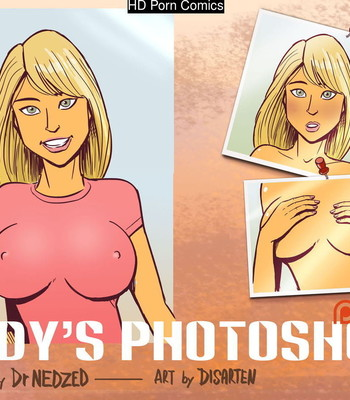 Porn Comics - Cindy's Photoshoot