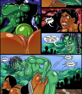 Cock And Dagger 1 comic porn sex 020