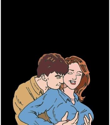 Porn Comics - Super Secret Lovers Sex Comic
