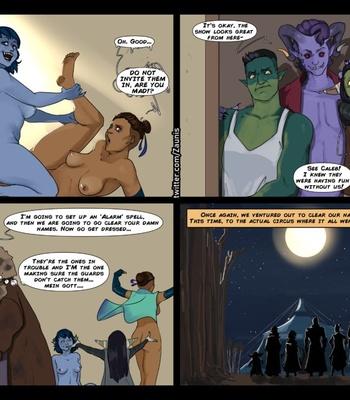 The Traveler – Jester Gets Around comic porn sex 023